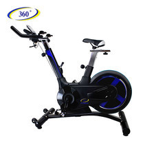 360 Ongsa จักรยานออกกำลังกาย Spin Bike รุ่น YK-BK1704 - 20 kg.