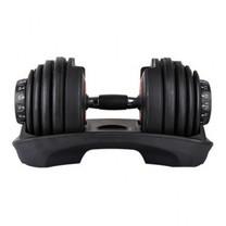 360 Ongsa Adjustable Dumbbell Set ชุดดัมเบลปรับน้ำหนักได้ 52.5 ปอนด์ (พร้อมขาตั้งดัมเบล)