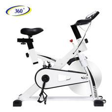 360 Ongsa จักรยานนั่งปั่นออกกำลังกาย Spin Bike 9011S สีขาว