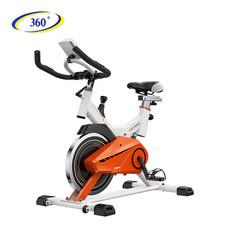 360 Ongsa จักรยานนั่งปั่นออกกำลังกาย x-sport JTS615 - White/Orange