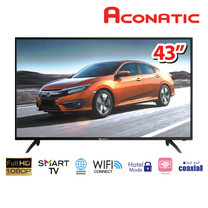 Aconatic LED Smart TV Android 8.0 43 นิ้ว รุ่น 43HS522AN