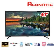 Aconatic สมาร์ททีวี 40 นิ้ว Android 8.0  รุ่น 40HS522AN (รับประกันศูนย์3ปี)