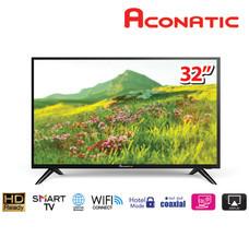 Aconatic สมาร์ททีวี HD ขนาด 32 นิ้ว Android 8.0 รุ่น 32HS522AN (รับประกันศูนย์3ปี) Wifi-Netflix-Youtube