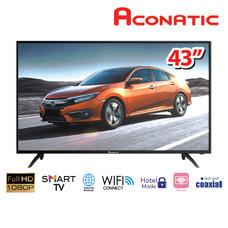 Aconatic LED Smart TV Android 8.0 43 นิ้ว รุ่น 43HS522AN