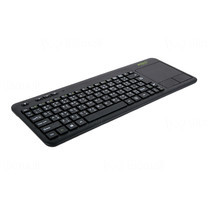Anitech 2.4GHz Wireless Keyboard P503 With Touch Pad