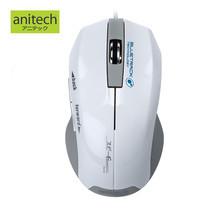 ANITECH เม้าส์ Optical รุ่น T-632 - สีขาว