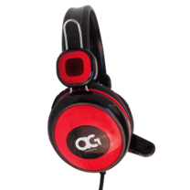 Anitech GAMING HEADPHONE GH200-RD