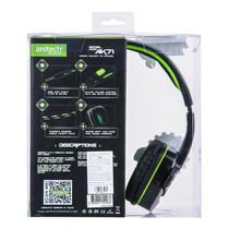 Anitech Gaming Headset 2.0 CH AK71 PEGASUS Series - Black