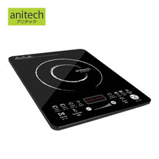 Anitech  เตาแม่เหล็กไฟฟ้า 2000 วัตต์ รุ่น S100-BK
