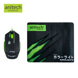 Anitech Gaming Mouse Max 4800 dpi ZX920 - Black