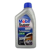 MOBIL น้ำมันเครื่อง SUPER 1000 TURBO SPEED ดีเซล 15W-40 ขนาด 1 ลิตร