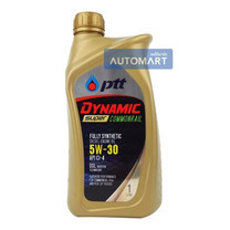 PTT น้ำมันเครื่อง DYNAMIC SUPER COMMONRAIL SAE 5W-30 1 ลิตร