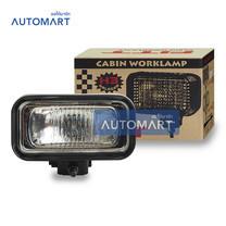 DIAMOND WORK LAMP ไฟส่องซ่อม 12V สีขาว 624 06-6241C0 (1 ชิ้น)