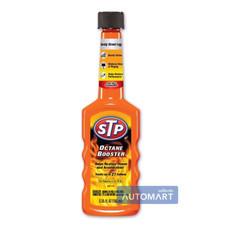 STP น้ำยาเพิ่มค่าออกเทนในน้ำมันเบนซิน 78574 Octane Booster ขนาด 155 ml.