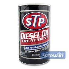 STP หัวเชื้อน้ำมันเครื่องดีเซล 65934 Diesel Oil Treatment ขนาด 300 ml
