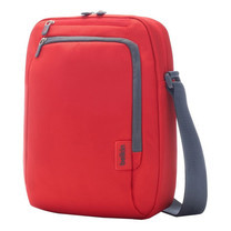 Belkin กระเป๋า Messenger Bag for Tablet 10.1 นิ้ว F7P164qeC02 - Red/Grey