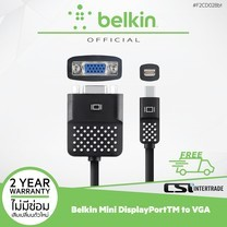 Belkin สาย Mini DisPlay Port to VGA Cable F2CD028bt