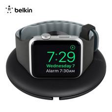 Belkin แท่นชาร์จไร้สายสำหรับ Apple Watch Valet Travel Dock for Apple Watch Cable รุ่น F8J218bt