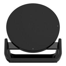 Belkin แท่นชาร์จมือถือไร้สายรุ่น Belkin BOOST↑UP™ Wireless Charging Stand10W (QC3.0 USB Wall Charger / Micro-USB Cable) - F7U083jcXXX + F8J023bt04-WHT