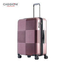CAGGIONI กระเป๋าเดินทาง ขนาด 20 นิ้ว รุ่น Voyageur 15082 - Red