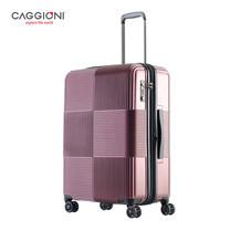 CAGGIONI กระเป๋าเดินทาง ขนาด 24 นิ้ว รุ่น Voyageur 15082 - Red