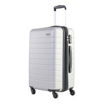 CAGGIONI กระเป๋าเดินทาง ขนาดพิเศษ 22 นิ้ว รุ่น Fully 59036 - Grey