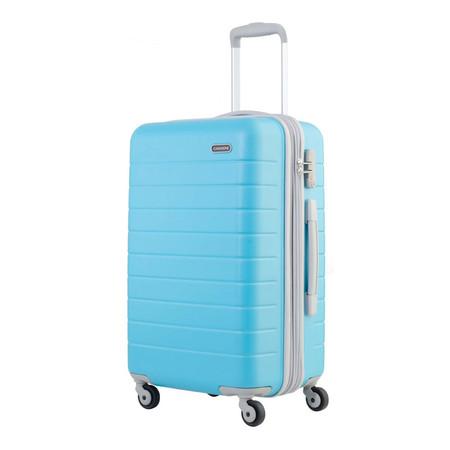 CAGGIONI กระเป๋าเดินทาง ขนาดพิเศษ 22 นิ้ว รุ่น Fully 59036 - Sky Blue