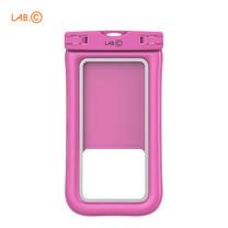 LAB.C ซองกันน้ำ ©480 Universal Airbag Waterproof Case : Pink
