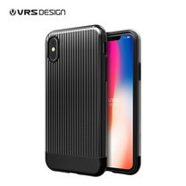 VRS DESIGN เคส iPhone X Shine Coat : Black