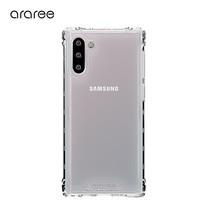 Araree เคส Note 10 [MACH] เคสใส เคสกันกระแทก - Crystal Clear