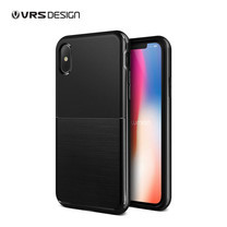 VRS DESIGN เคส iPhone X High Pro Shield : Matte Black