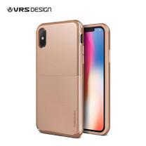 VRS DESIGN เคส iPhone X High Pro Shield : Blush Gold S