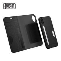 LAB.C iPhone X Smart Wallet 2in1 - Black