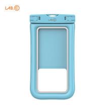 LAB.C ซองกันน้ำ ©480 Universal Airbag Waterproof Case : Blue