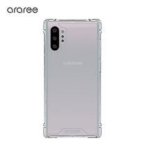 Araree เคส Note 10+ / Note 10 Plus  [MACH] เคสใส เคสกันกระแทก - Clear