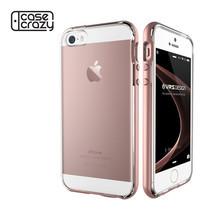 VRS DESIGN Case Crystal Bumper เคส iPhone SE/5s/5
