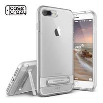 เคส iPhone 7 Plus VRS DESIGN Case Crystal Bumper - Light Silver