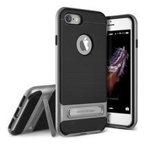เคส iPhone 7 VRS DESIGN Case High Pro Shield - Steel Silver