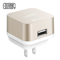 LAB.C Wall Charger X1 Qualcomn Quick Charge 2.0 ปลั๊กชาร์จไฟ USB 1 Port