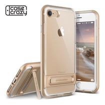 เคส iPhone 7 VRS DESIGN Case Crystal Bumper - Shine Gold