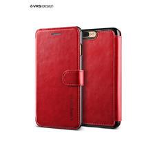 VRS DESIGN Case Apple iPhone 7 Plus Case  Layered Dandy - Wine+Black