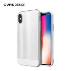 VRS DESIGN เคส iPhone X Shine Coat : White