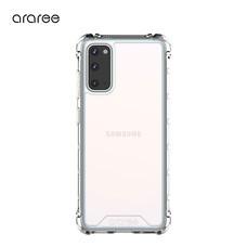 Araree เคส S20 [MACH] เคสใส, เคสกันกระแทก - Clear
