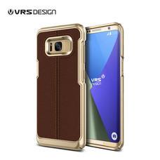 VRS DESIGN เคส Galaxy S8 Plus Case Simpli Mod : Brown