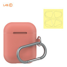 LAB.C เคส AirPods Capsule for AirPods - Coral