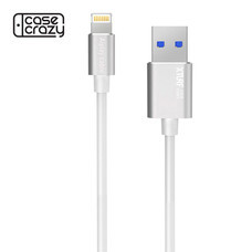XTURF สายชาร์จ OTG flash drive DM Aiplay cable (Mobile Memory & lighting cable 32 GB) - Silver