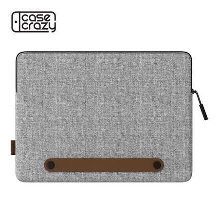 LAB.C Slim Fit Sleeve Laptop ซองแล็ปท็อป 15 นิ้ว - Light Grey
