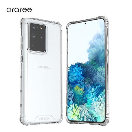 Araree เคส S20 Ultra [MACH] เคสใส, เคสกันกระแทก - Clear