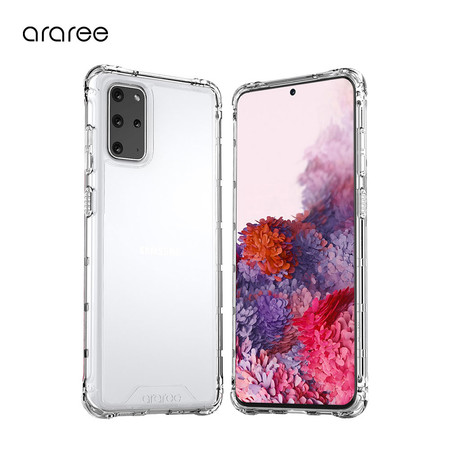 Araree เคส S20+ [MACH] เคสใส, เคสกันกระแทก - Clear