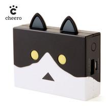 แบตเตอรีสำรอง Cheero Power Plus nyanboard ver. 6000mAh - Hachiware